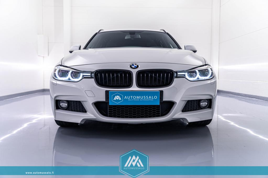 BMW 320 i A Touring M-Sport Shadow Line Facelift