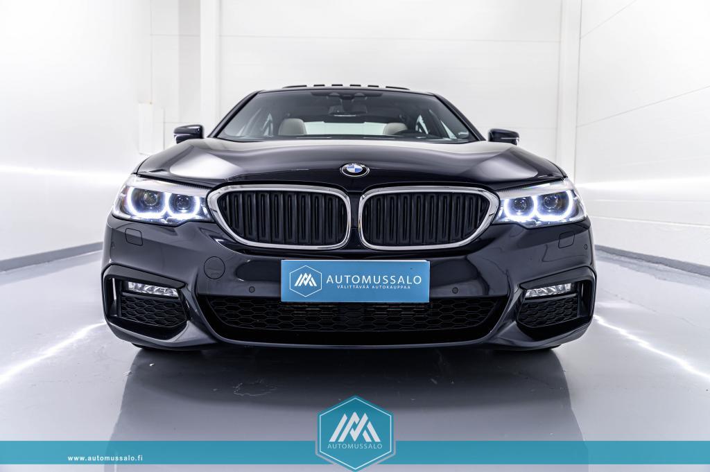 BMW 520 G30 Sedan M-sport Shadow Line