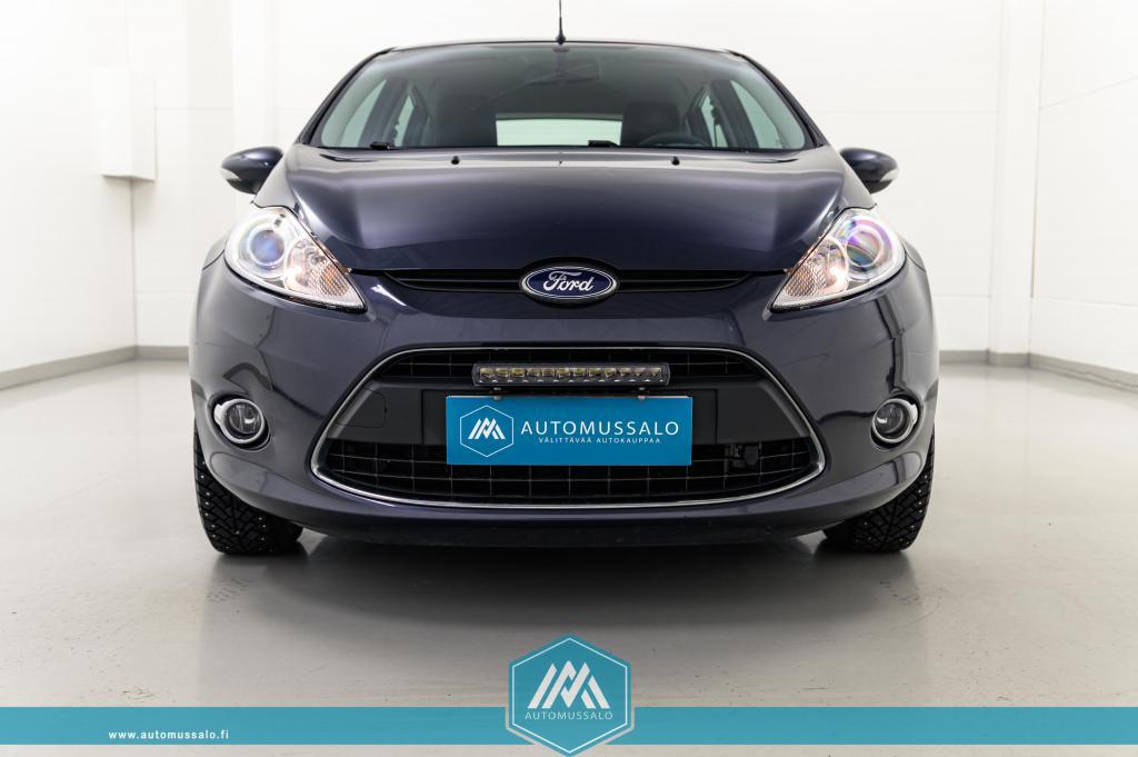 Ford Fiesta 1, 25 82 hv Titanium M5 5-ovinen