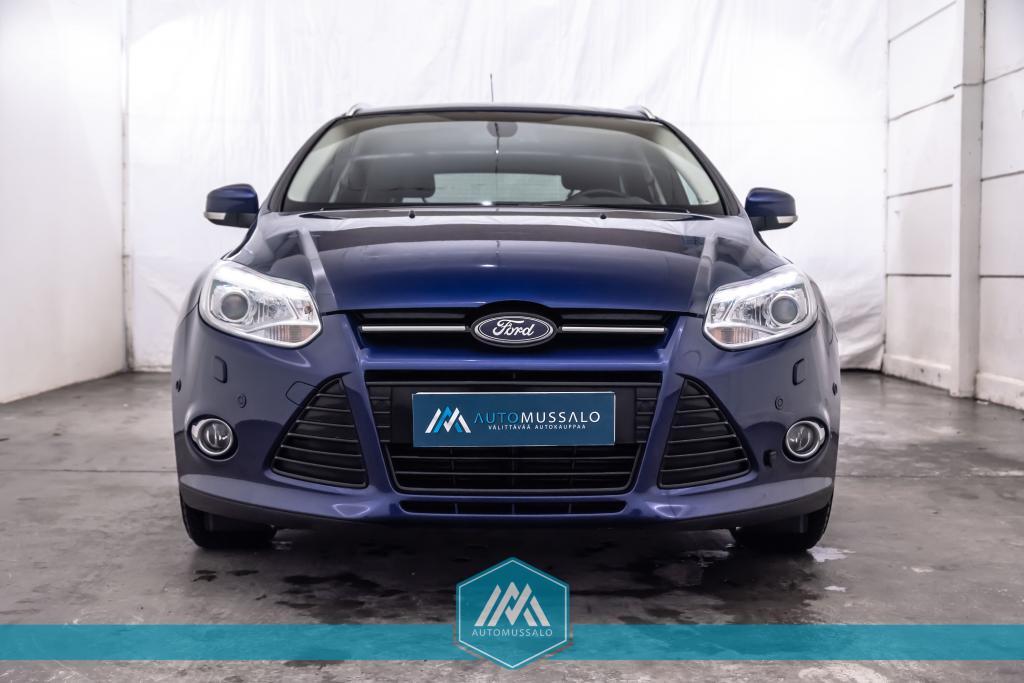 Ford Focus 1, 6 EcoBoost 150 hv Titanium