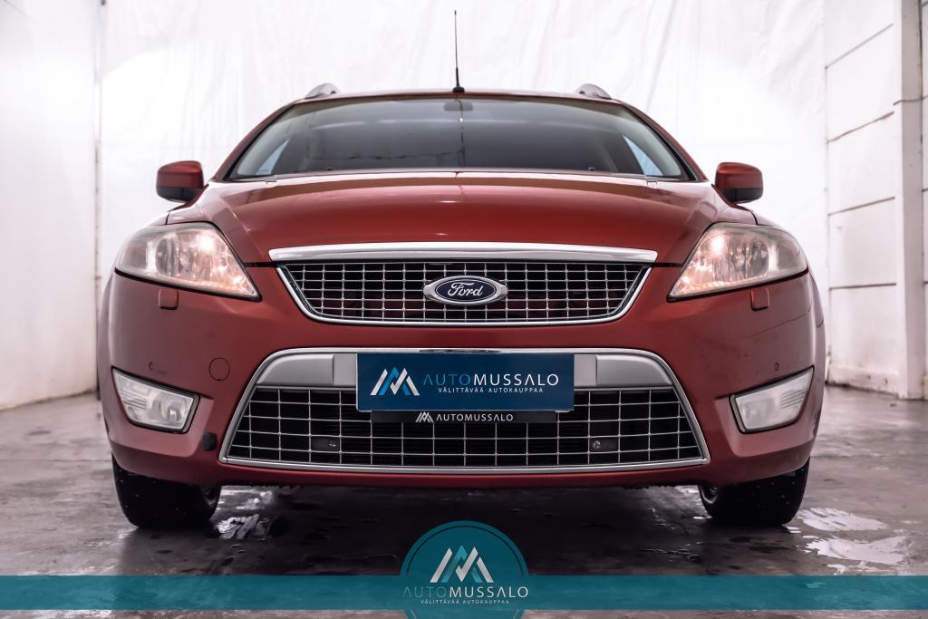 Ford Mondeo 2.3 161hv Titanium Business Wagon A