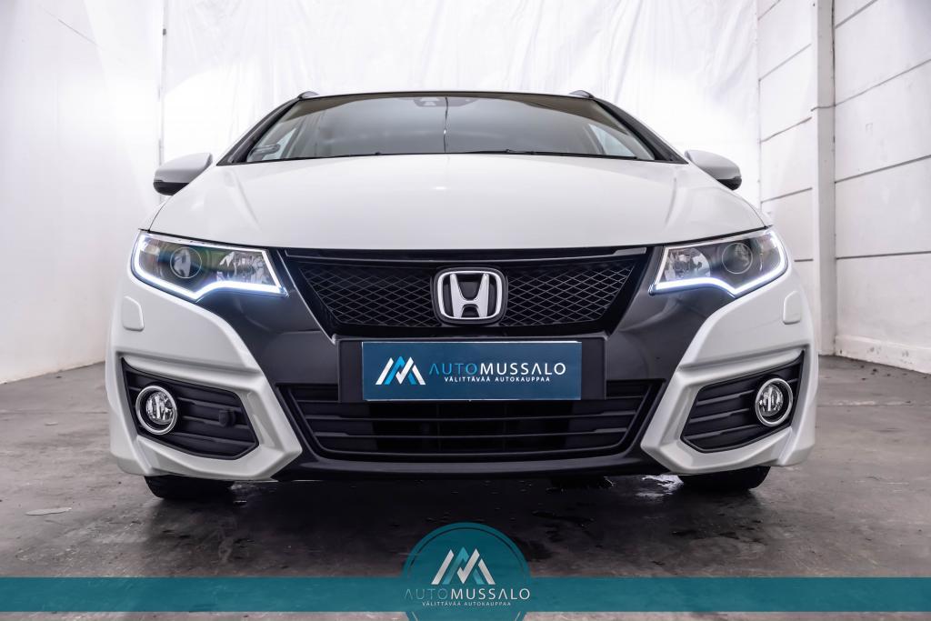 Honda Civic Tourer 1, 8i Elegance Plus