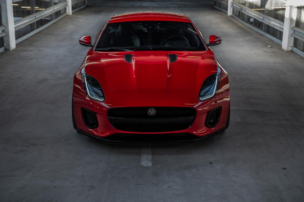 Jaguar F-type Coupé Facelift R-dynamic