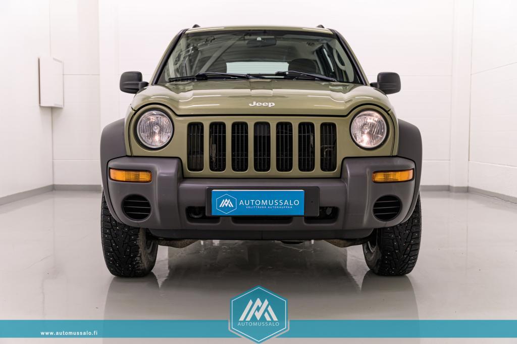 Jeep Cherokee 5D 2.8 CRD 4X4