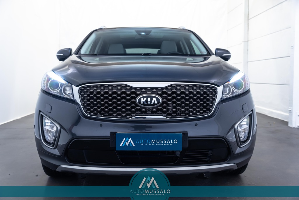Kia Sorento 2, 2 CRDi AWD Business LUXURY A/T 7P