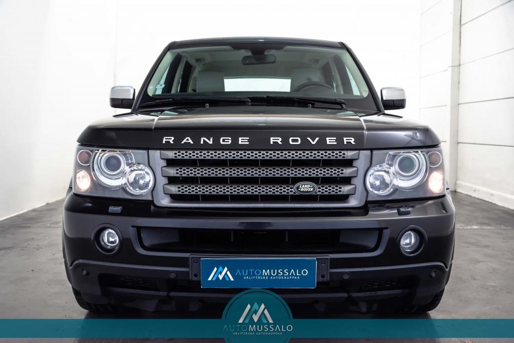 Land Rover Range Rover Sport 2, 7 TDV6 HSE Aut.