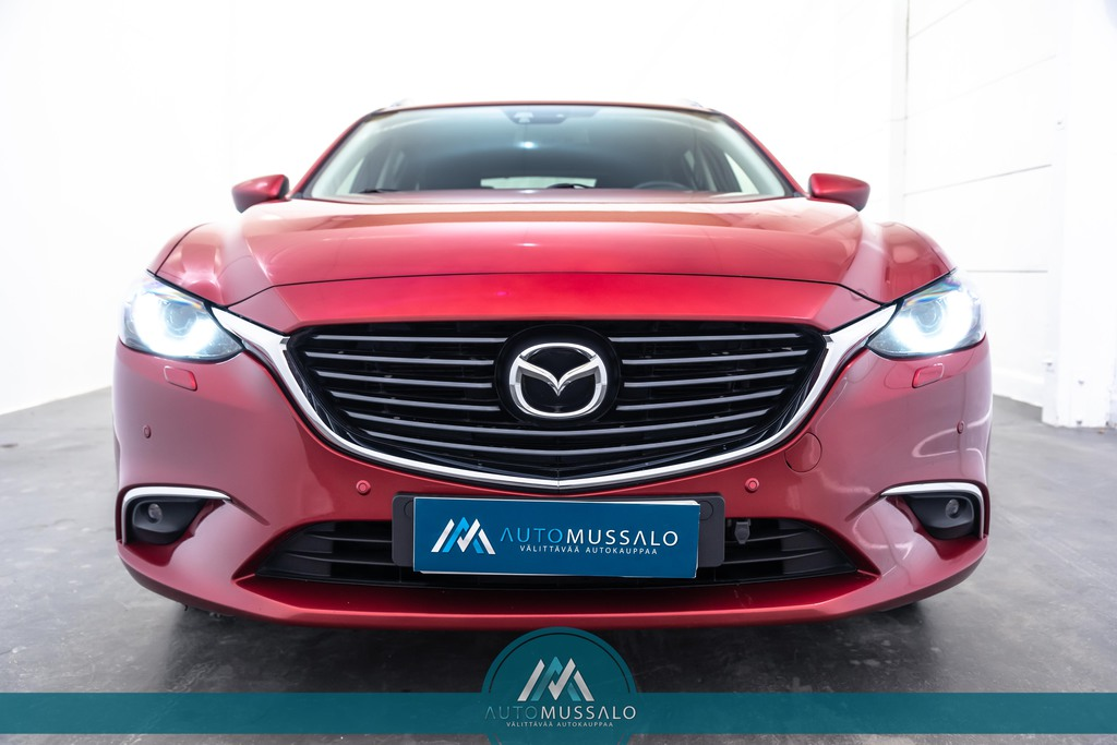 Mazda 6 Sport Wagon 2, 0 (165) SKYACTIV-G Business Edition 6AT
