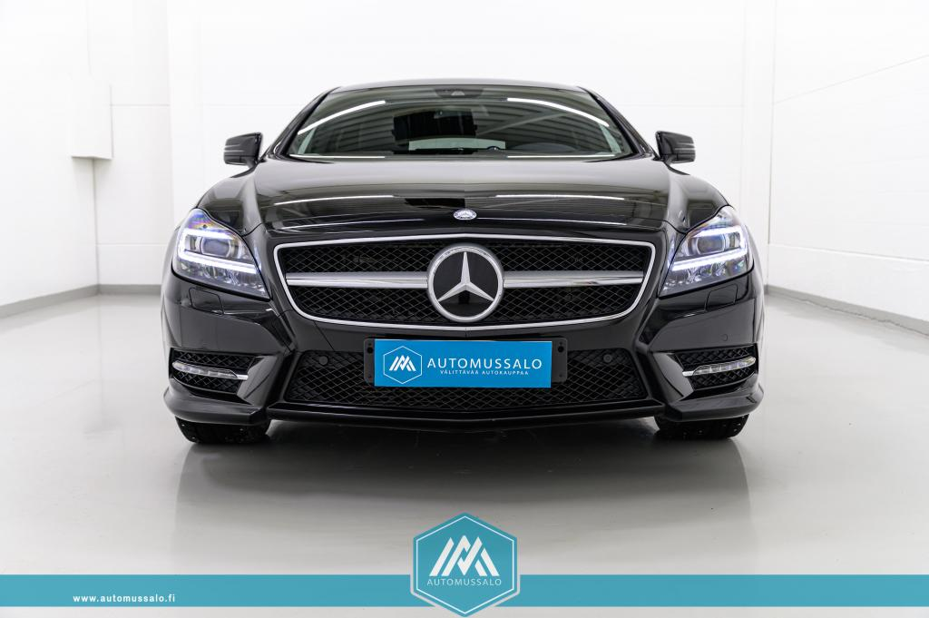 Mercedes-Benz CLS 350 d Shooting Brake AMG
