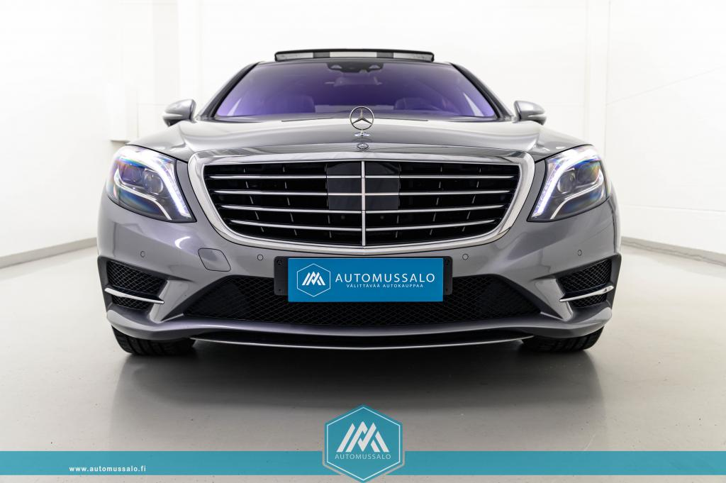 Mercedes-Benz S 500e Plug-in Hybrid Lang AMG