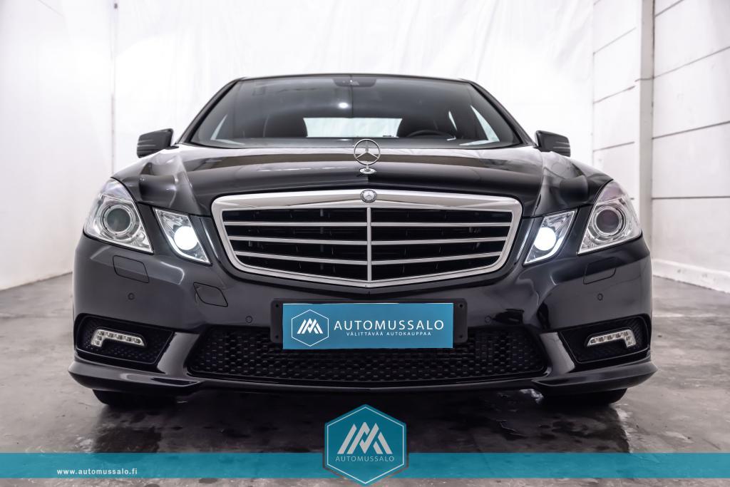 Mercedes-Benz E 200 CDI Avantgarde AMG