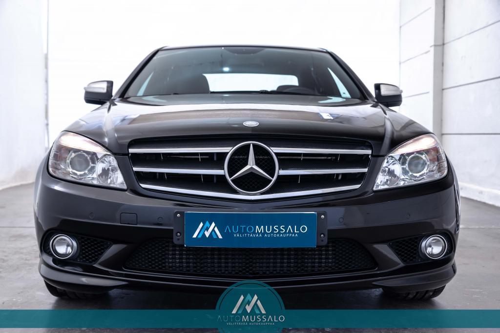 Mercedes-Benz C 200 CDI 200 CDI AMG-Styling