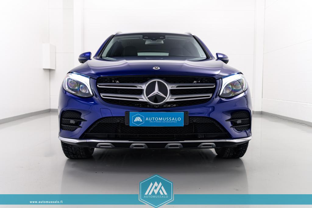 Mercedes-Benz GLC 250 d 4MATIC AMG -Styling