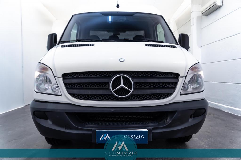 Mercedes-Benz Sprinter Umpikorinen PITKÄ & KORKEA 2140cm3