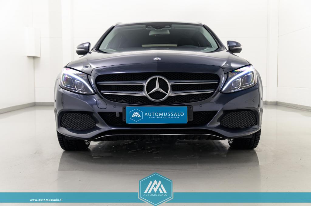 Mercedes-Benz C 250 Cdi Bluetec 4MATIC Aut.