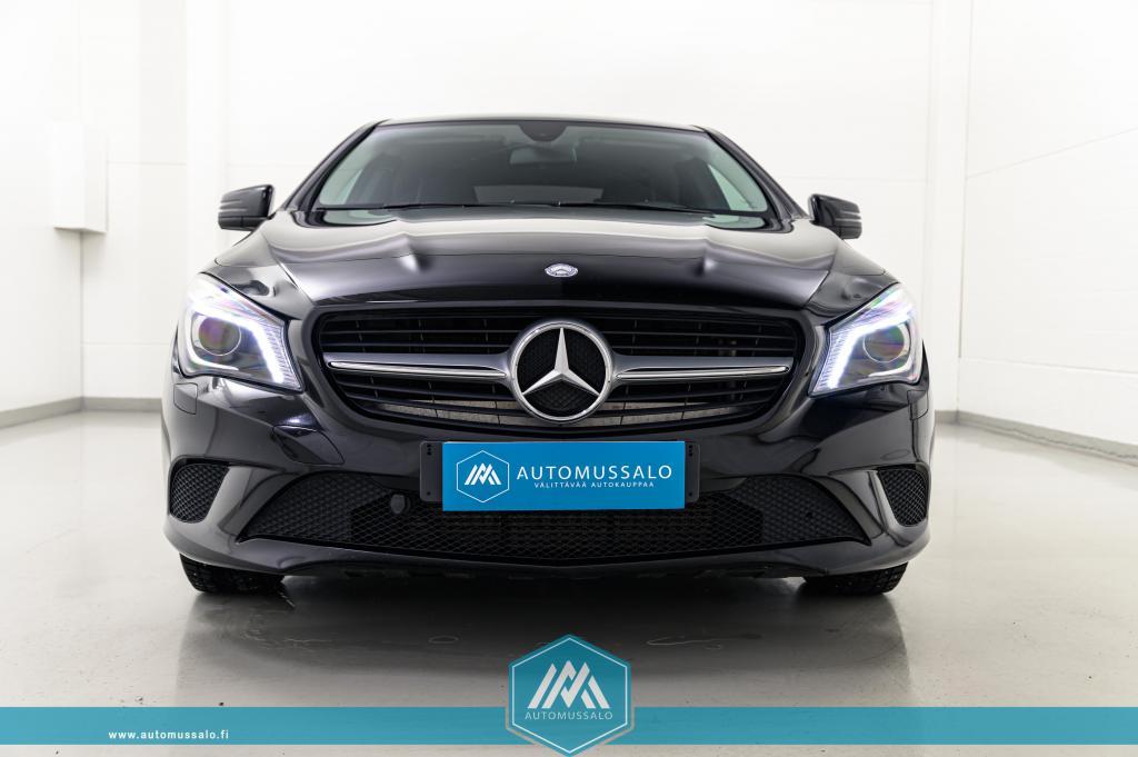 Mercedes-Benz CLA 180 BE Premium Business