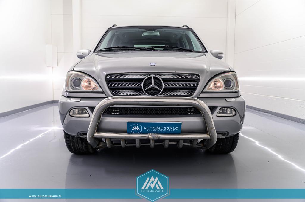 Mercedes-Benz ML 500 V8 4Matic Inspiration