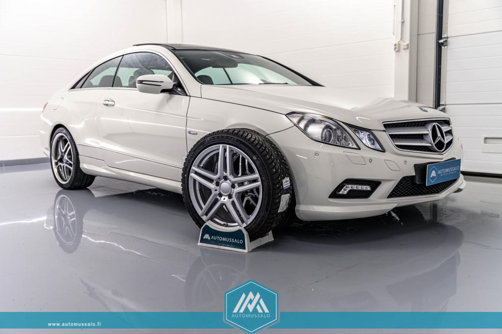 Mercedes-Benz E Coupe 350 CDI BE Avantgarde