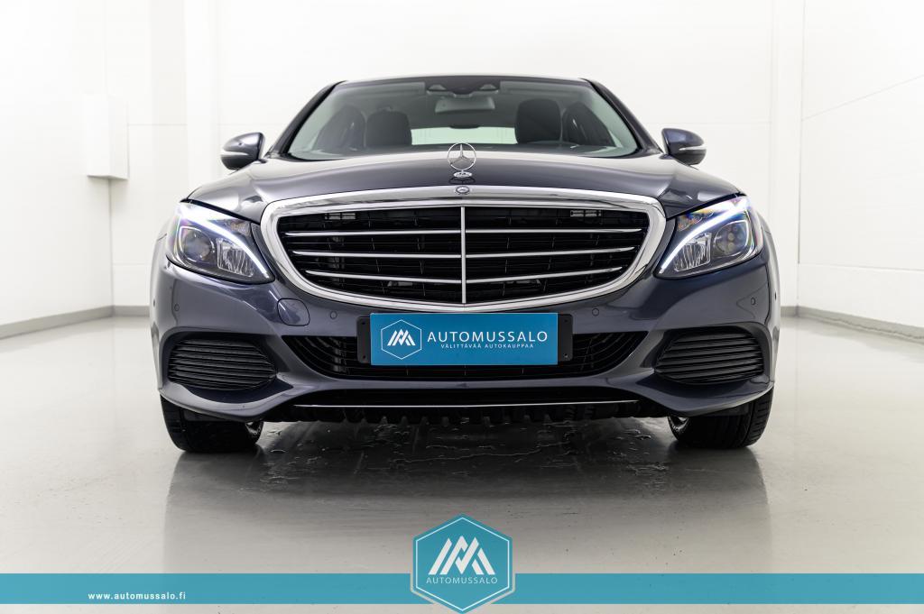 Mercedes-Benz C 220 cdi A Exclusive