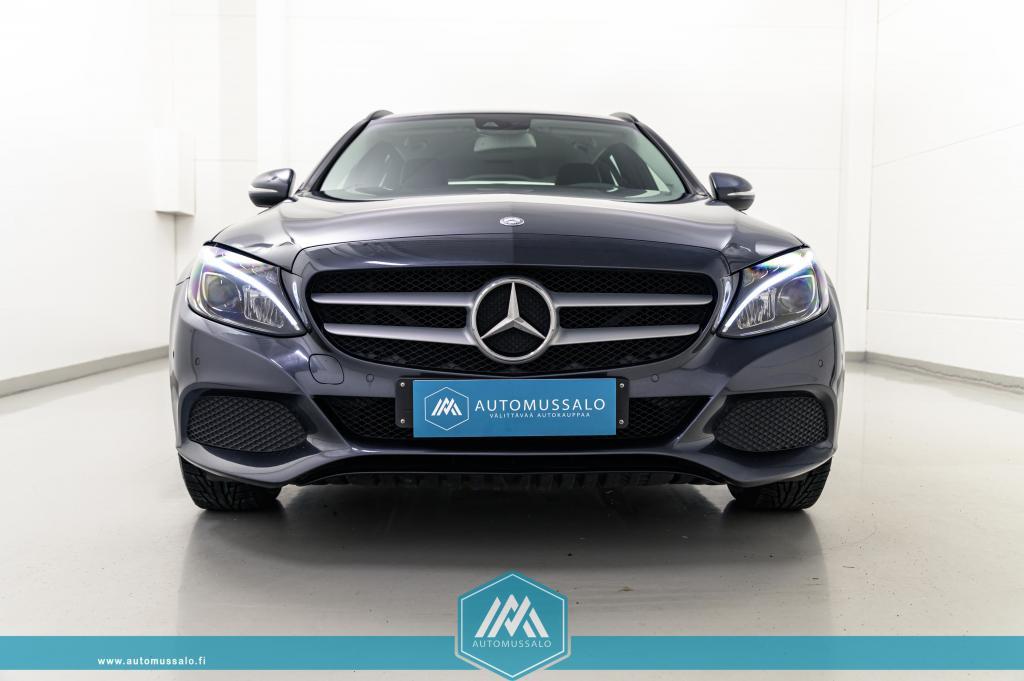 Mercedes-Benz C 220 d T BlueTEC Aut.