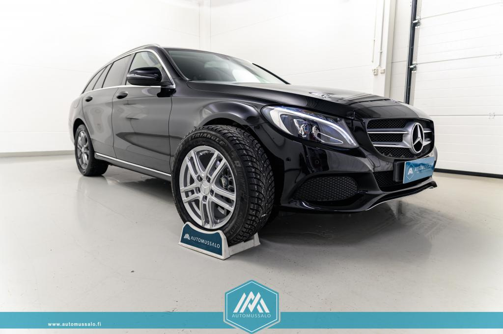 Mercedes-Benz C 180 CGI T Avantgarde
