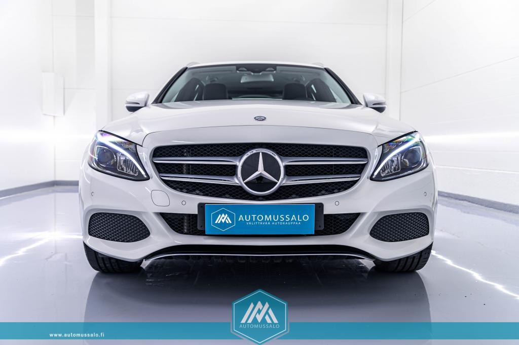 Mercedes-Benz C 200 T Avantgarde