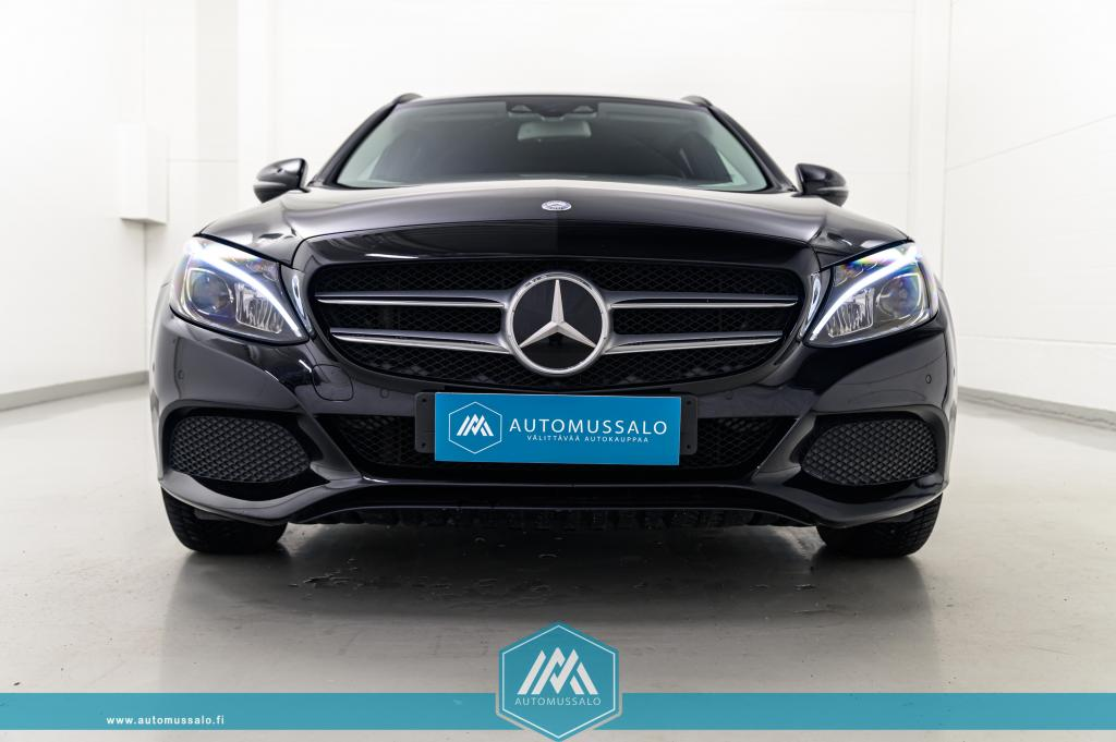 Mercedes-Benz C 220 d T BlueTEC