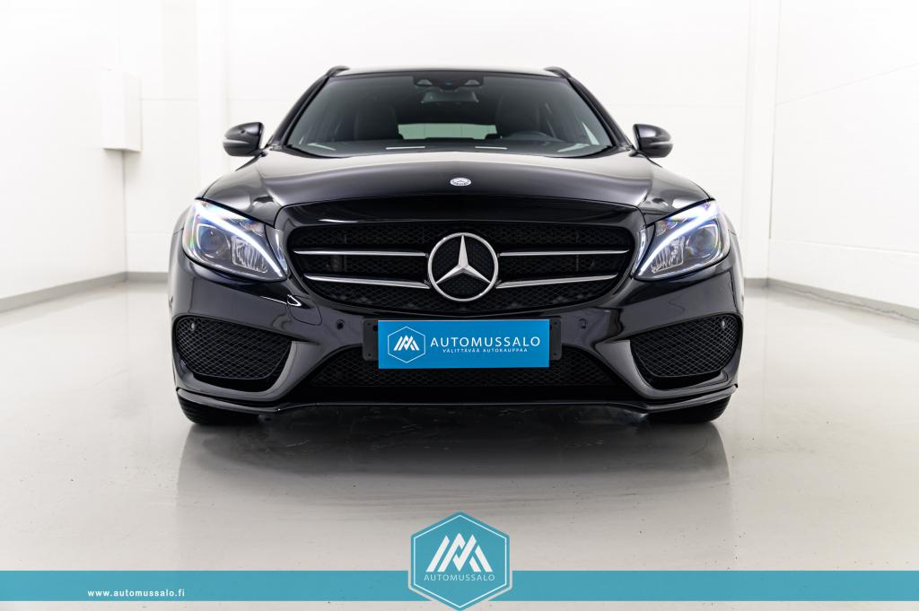 Mercedes-Benz C  250 d T 4Matic BlueTEC AMG Line