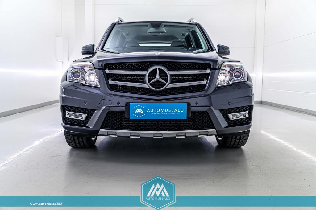 Mercedes-Benz GLK 350 CDI 4Matic AMG