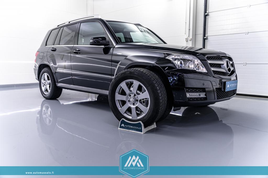 Mercedes-Benz GLK 220 CDI 4Matic BlueEfficiency