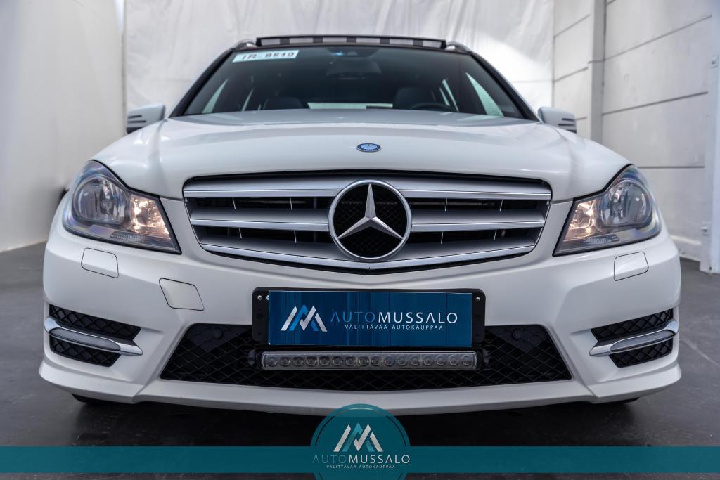 Mercedes-Benz C 220CDI T Aut. Avantgarde *AMG-Paketti*