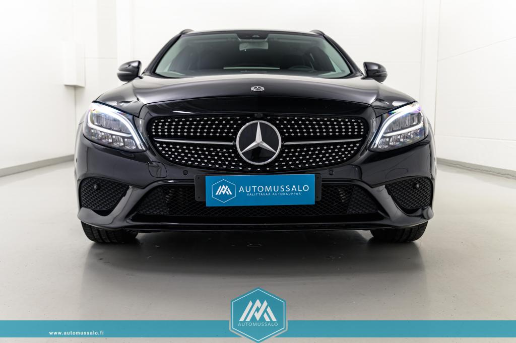 Mercedes-Benz C 220CDI 194hv 9g-tronic Facelift Night Package