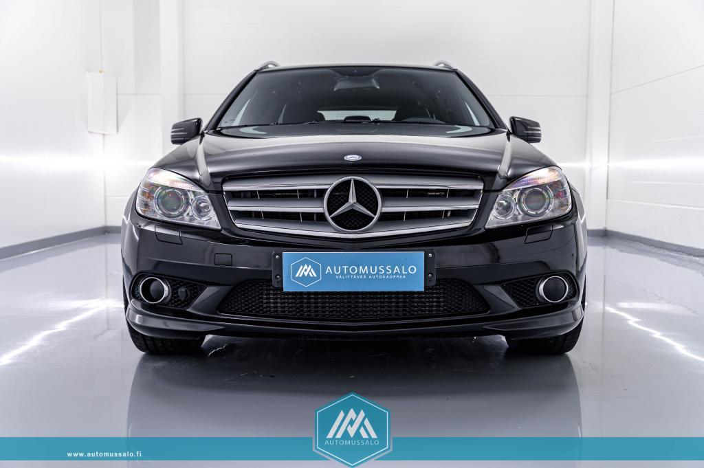 Mercedes-Benz C AMG 200 Kompressor T A Business