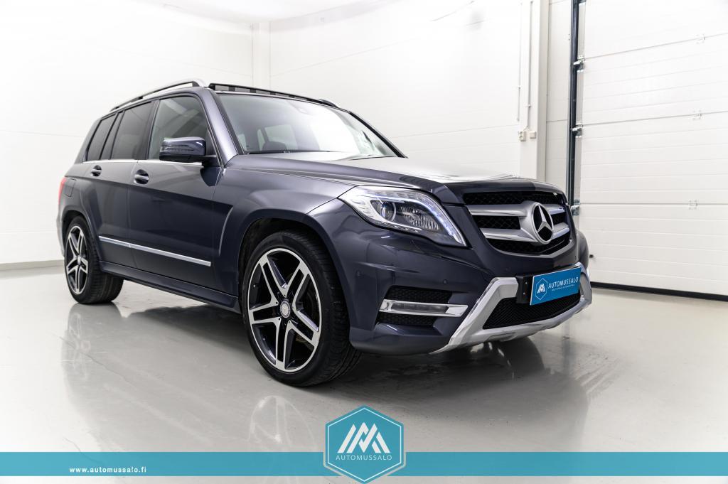 Mercedes-Benz GLK 250cdi 4matic AMG Aut.