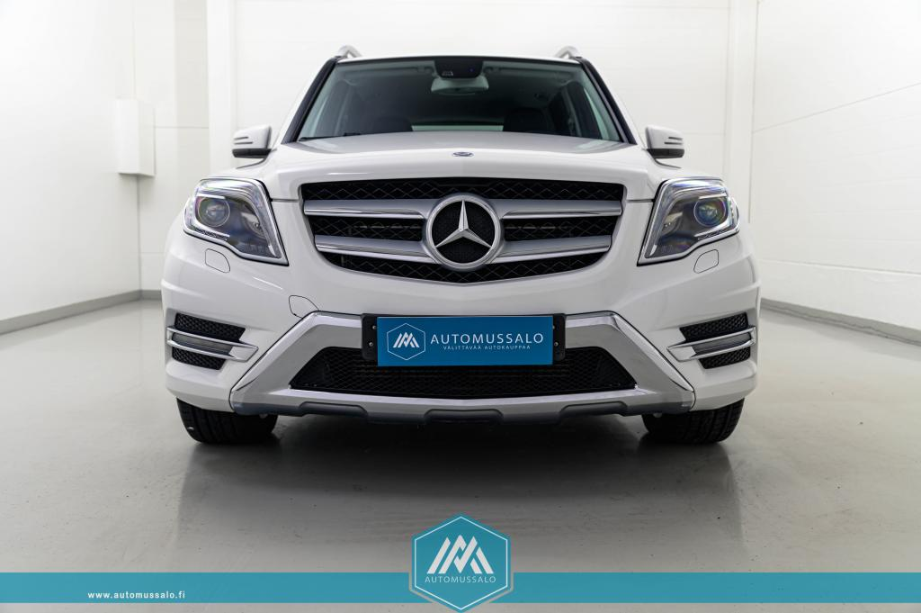Mercedes-Benz GLK 220 CDI 4Matic AMG-Style Facelift