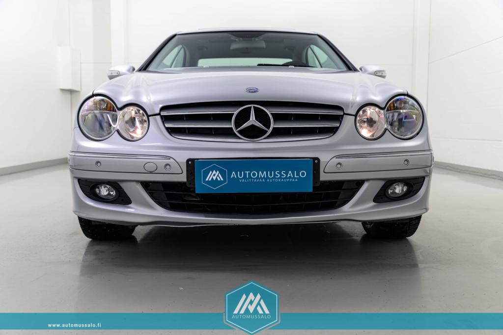 Mercedes-Benz CLK 350 Aut. Coupé Elegance 272hv