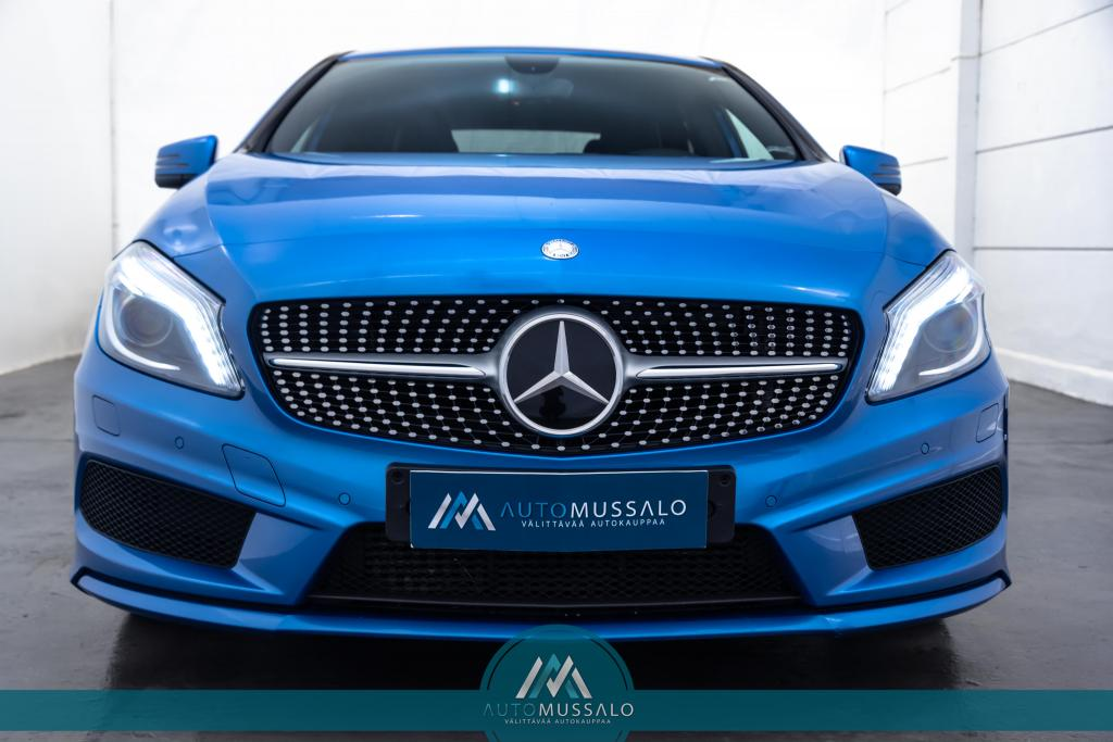 Mercedes-Benz A 180 BE A Premium Business