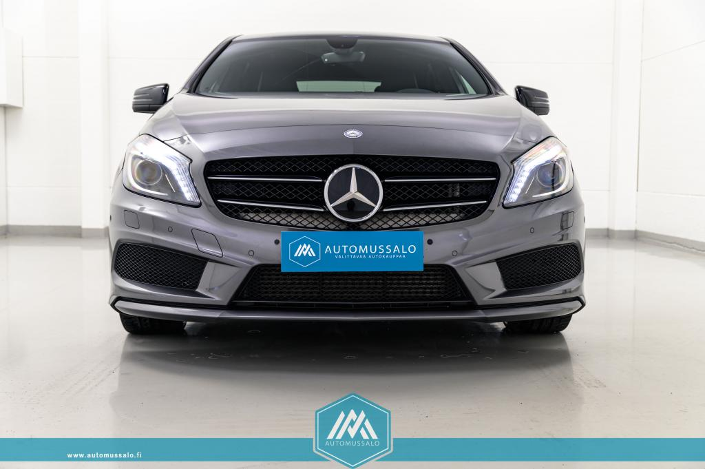 Mercedes-Benz A 200 CDI 4Matic AMG Sport Night Pack