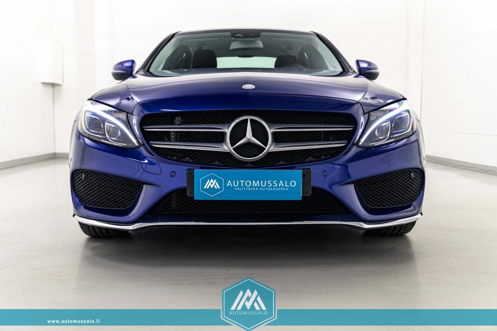 Mercedes-Benz C 180 A Business AMG