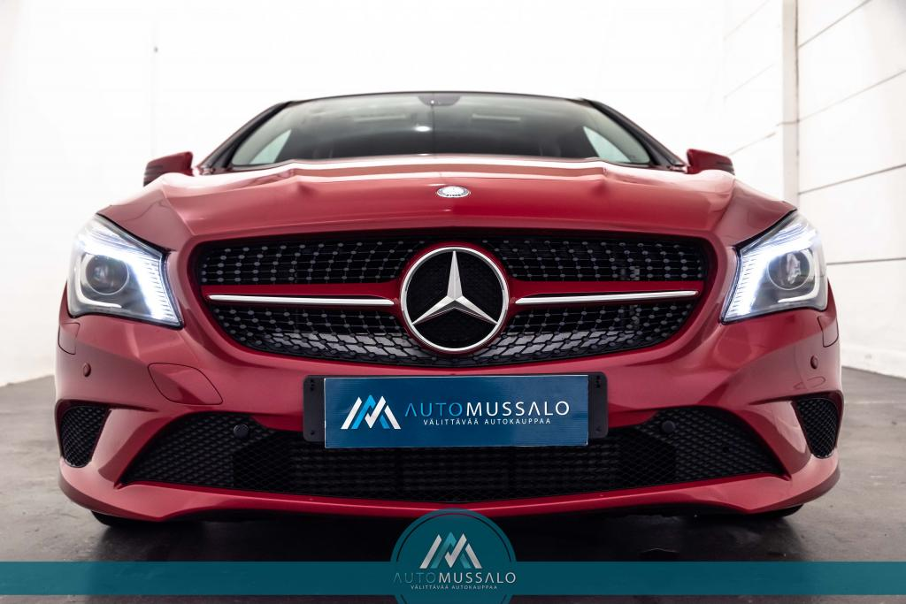 Mercedes-Benz CLA 180 BE A