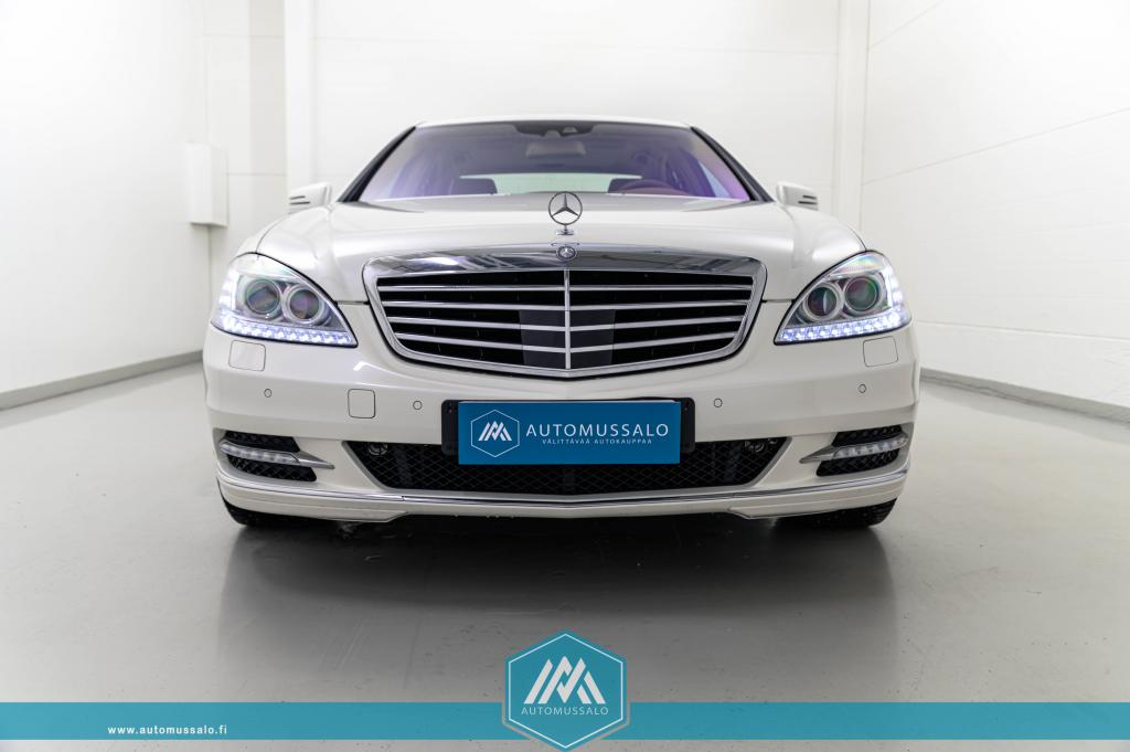 Mercedes-Benz S 400 HYBRID Exclusive