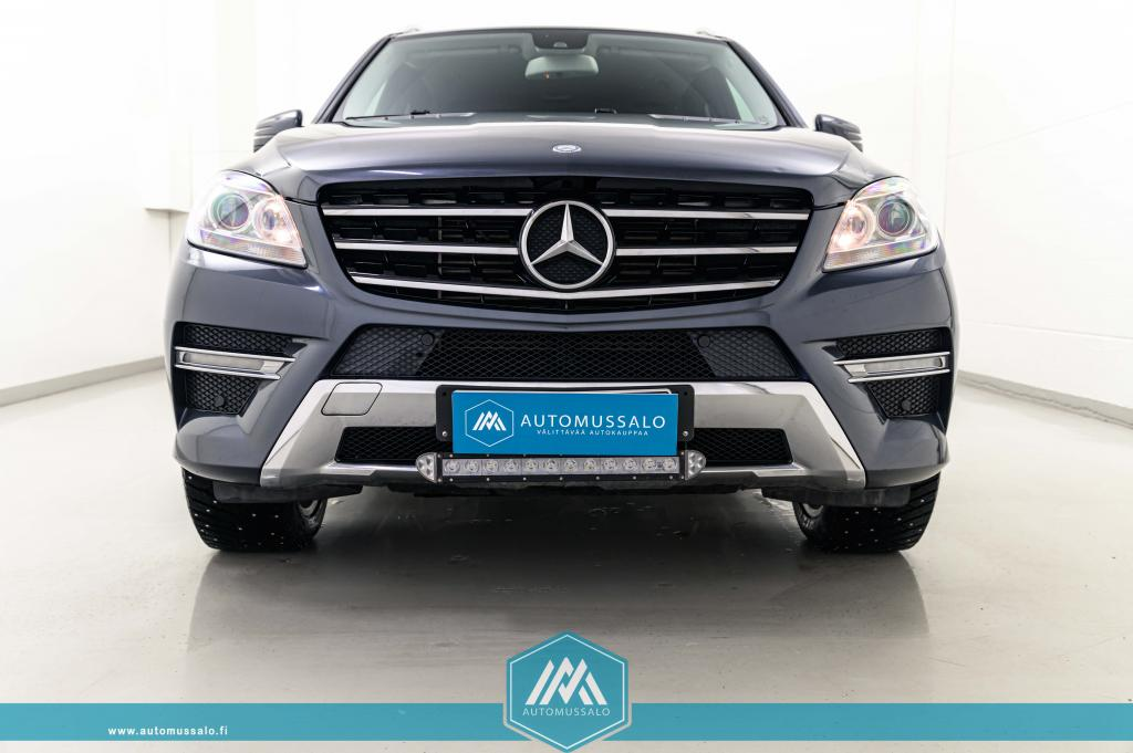 Mercedes-Benz ML 350 CDI BE 4Matic AMG-line