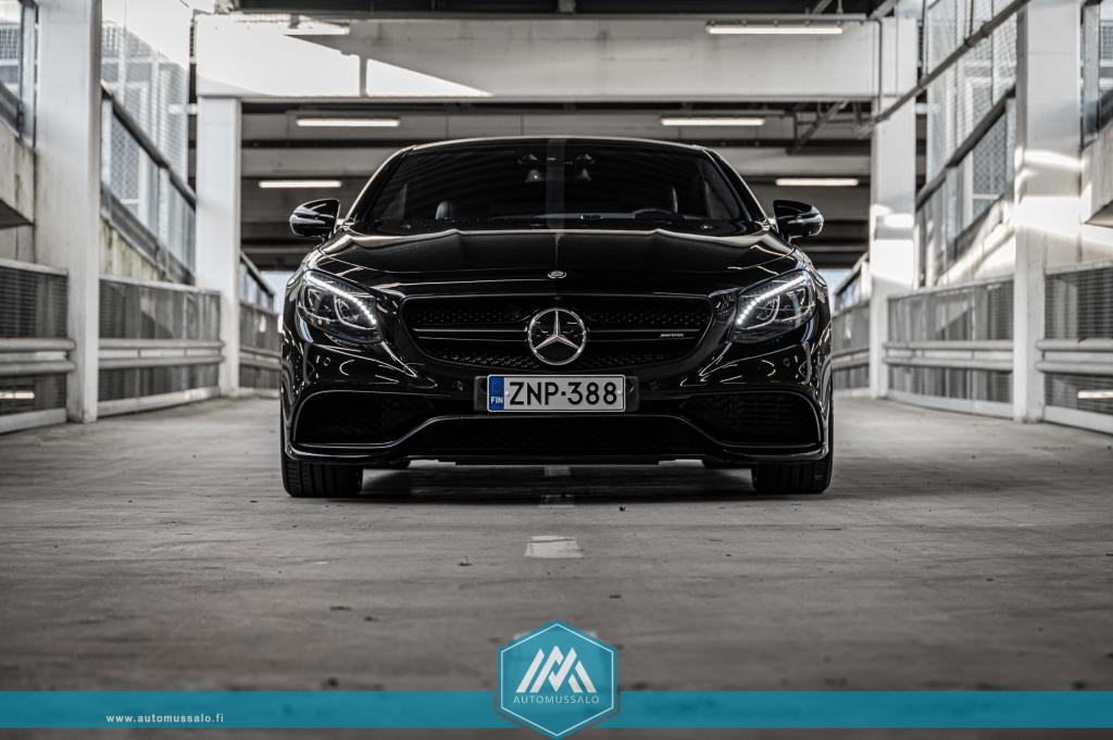 Mercedes-Benz S 63 AMG 4MATIC Coupé Night Package