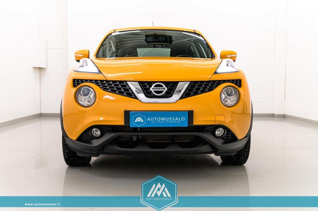 Nissan Juke DIG-T 115 Acenta 2WD 6M/T *Uudempaa mallia*