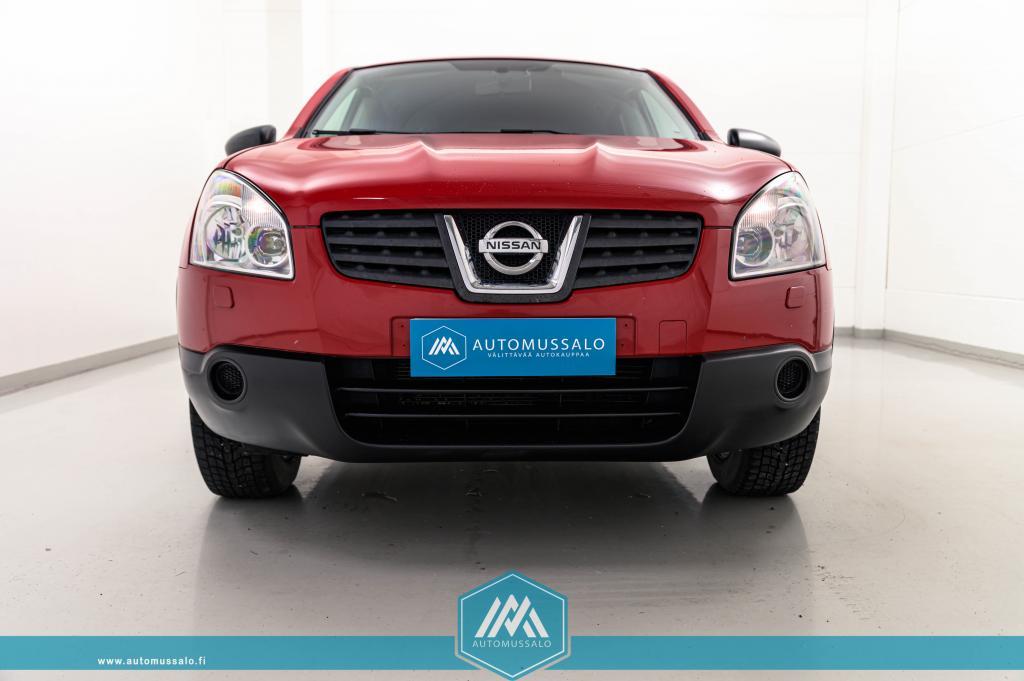 Nissan Qashqai 2.0 Visia 4x4 CVT