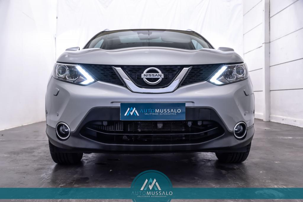 Nissan Qashqai 1, 6dCi Business 360 2WD Xtronic Leather