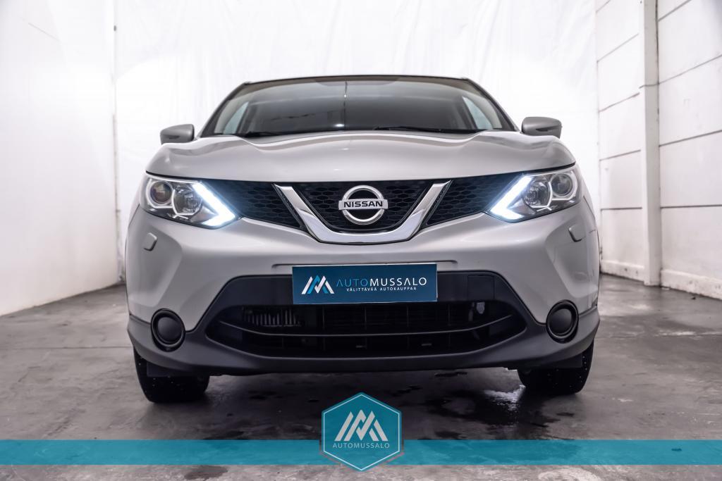 Nissan Qashqai dCi 130hv Visia 2WD