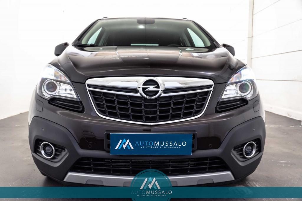 Opel Mokka 1.7 CDTI Edition ecoFlex 4x4