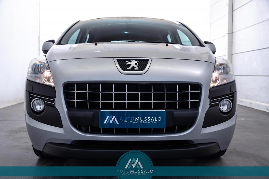 Peugeot 3008 Limited 120 VTi