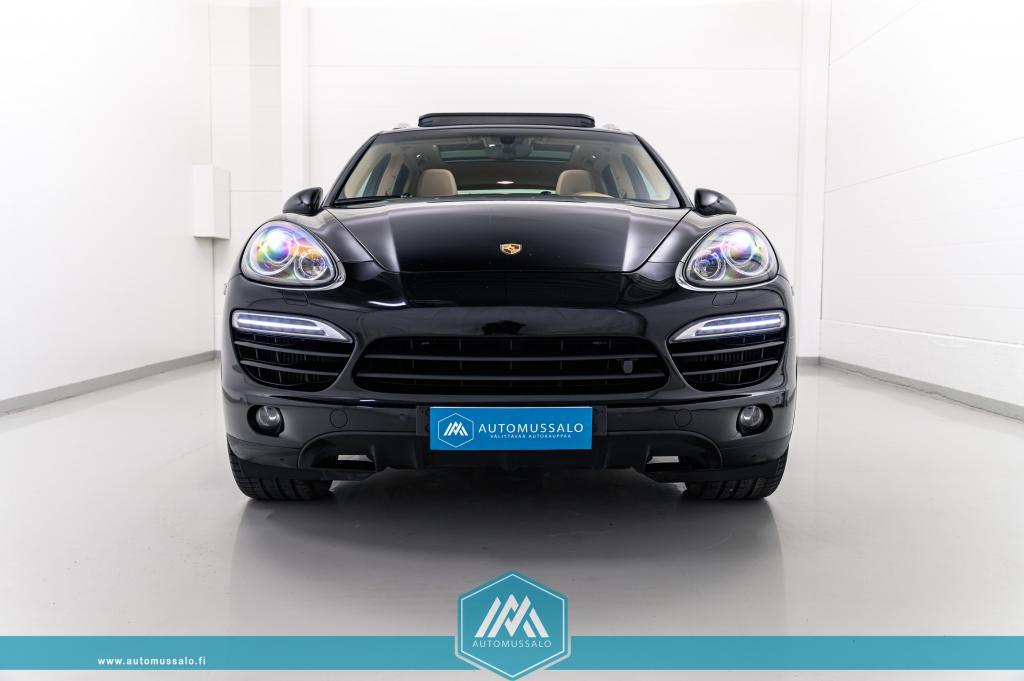 Porsche Cayenne Diesel Tiptronic Premium