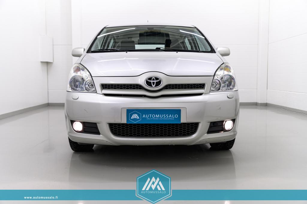Toyota Corolla Verso 1.8 VVT-i aut. 7p